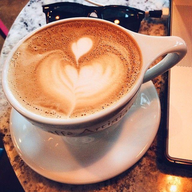 Caffè Artigiano in Vancouver, BC