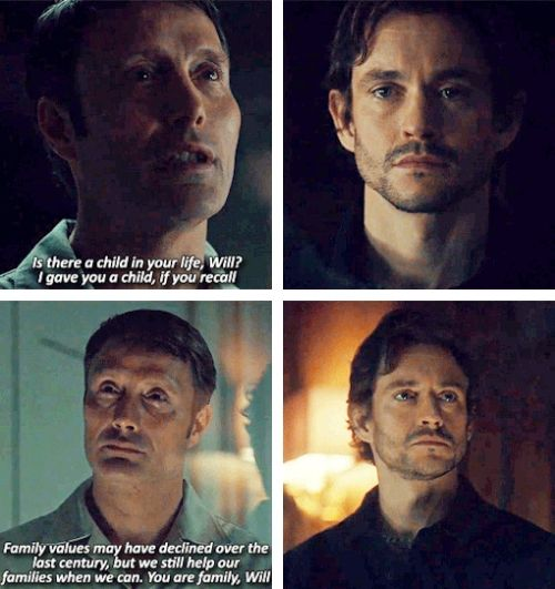 Actual jealous murder husband. Hannibal 3x09 And the Woman Clothed With the Sun. Source: grootmorning.tumblr