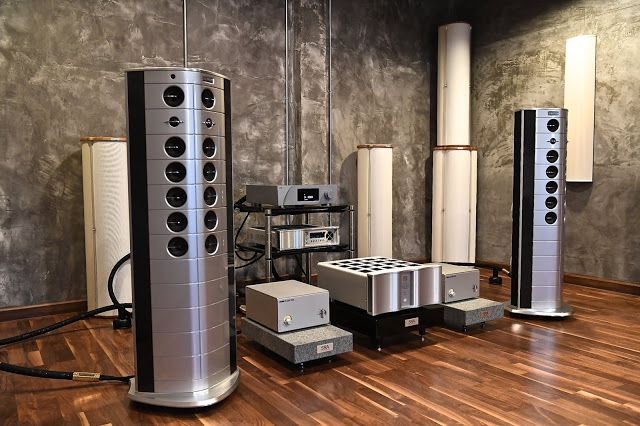 Mono and Stereo High-End Audio Magazine: Ferrari Art.Engine loudspeakers