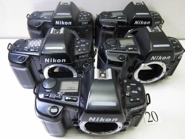 NIKON F90 ※外観にベタつき。 NIKON F90 ※外観にベタつき。 NIKON F90X ※外観にベタつき。 NIKON F90X ※外観にベタつき。 NIKON F90X ※外観にベタつき。