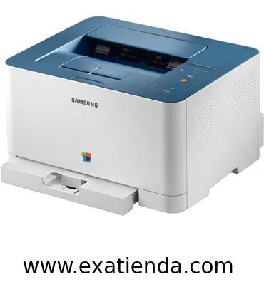 Ya disponible Impresora Samsung l?ser clp360 color   (por sólo 138.95 € IVA incluído):   -Tipo impresora:Laser color -Resolución:Hasta 2.400 x 600 dpi -Velocidad: Negro:Hasta 18 ipm en A4 (19 ipm en carta) Color:Hasta 4 ipm en A4 (4 ipm en carta) - Tipos de papel:A4 / A5 / A6 / Carta / Legal / Ejecutivo / Folio / ISO B5 / JIS B5 / GlossyPhoto 220 g/m² / Etiqueta / Personalizado (10 hojas @ 80 g/m²) / Tarjeta postal 4 x 6 - Duplex:Manual -Conectividad/Interfaz:USB 2.0 A