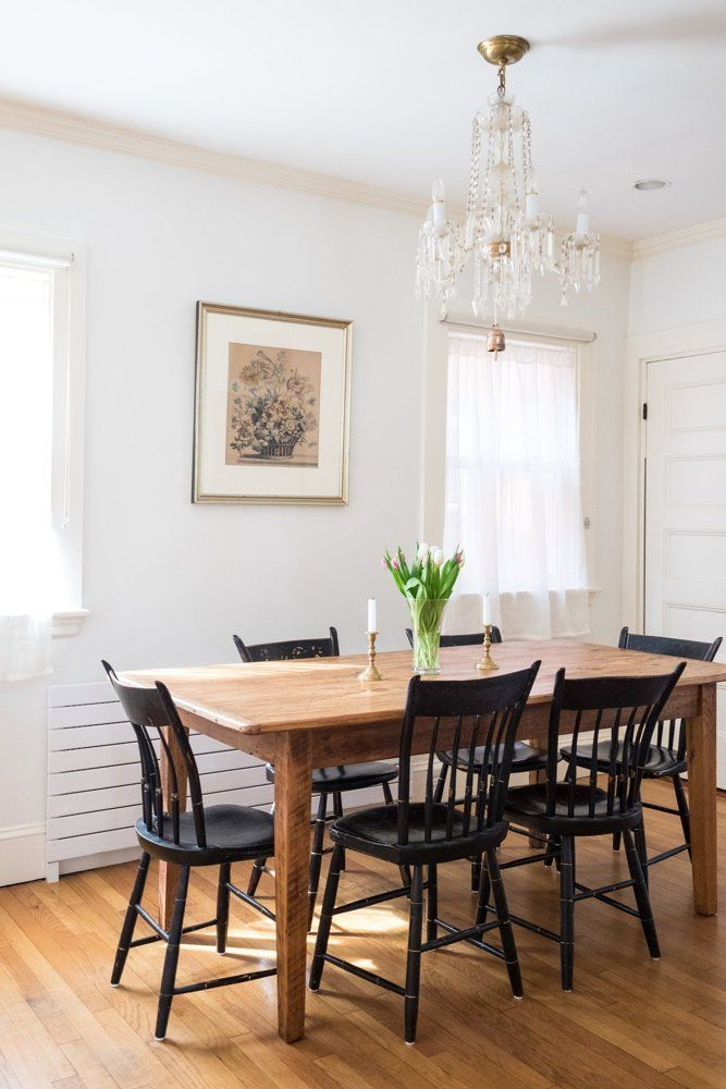 House Tour: A New England Style Home in Cambridge | Apartment Therapy
