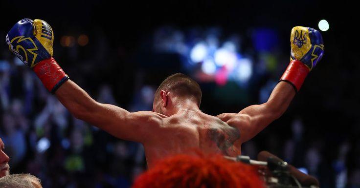 Vasyl Lomachenko, Joshua-Klitschko win big BWAA Awards #allthebelts #boxing