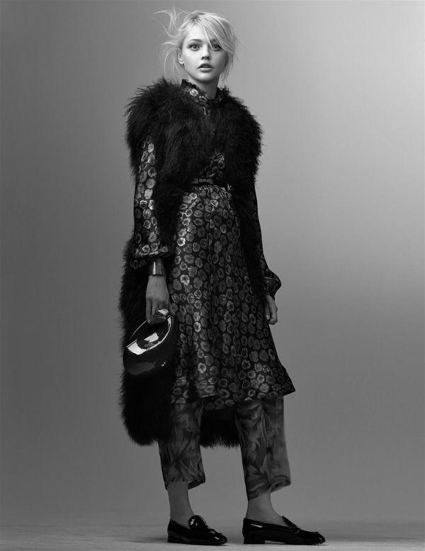 Sasha Pivovarova | Craig McDean #photography  2008