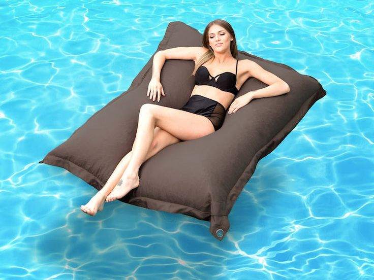 The Charcoal King Kong is a popular pool float sold by Bean Bags R Us