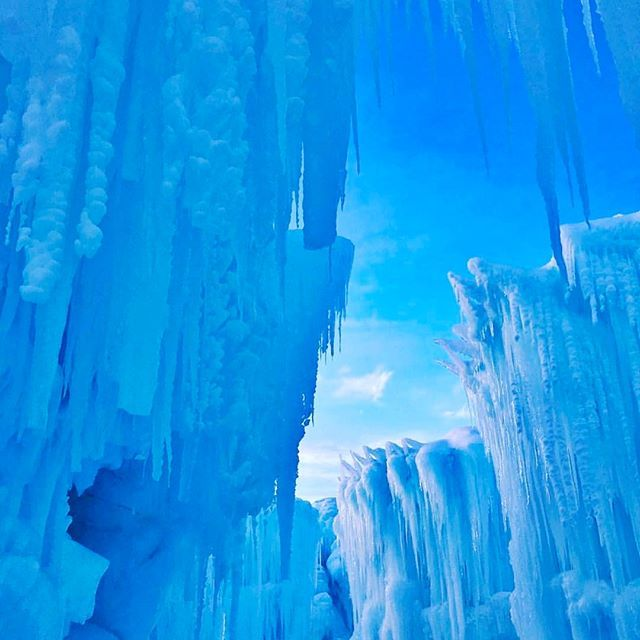 1000+ Ideas About Ice Castles On Pinterest