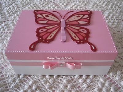 Caixa de Bijutaria