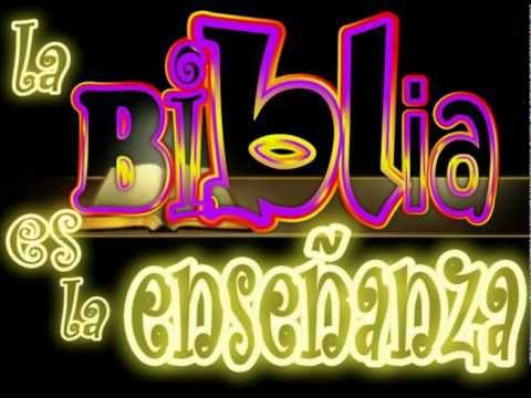 """LA PALABRA DE DIOS """" LA BIBLIA"""" (EXPLORADORES DE LA BIBLIA) - YouTube"""