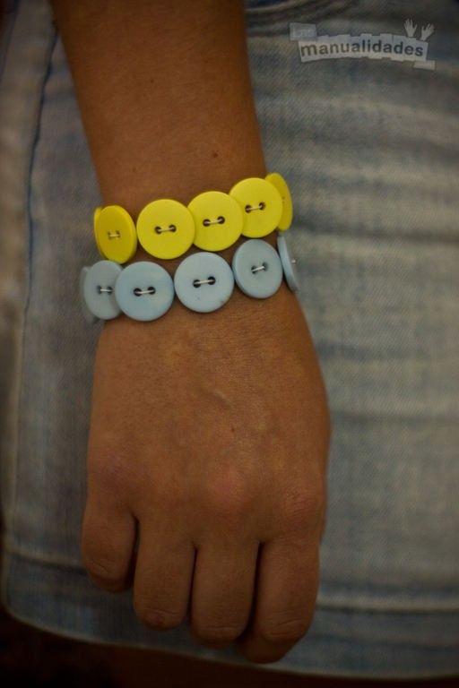 Pulseras-con-botones