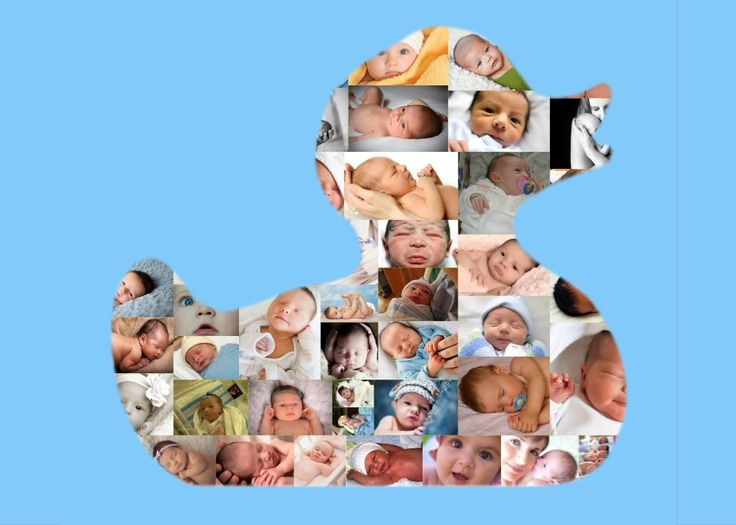 Hopefully to give you a little inspiration for your lovely baby.        Collage.com, create collages online and share for free and order poster or canvas online.
