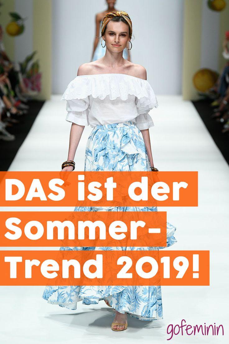 Fashion Week Berlin: DAS wird die Sommermode 2019!
