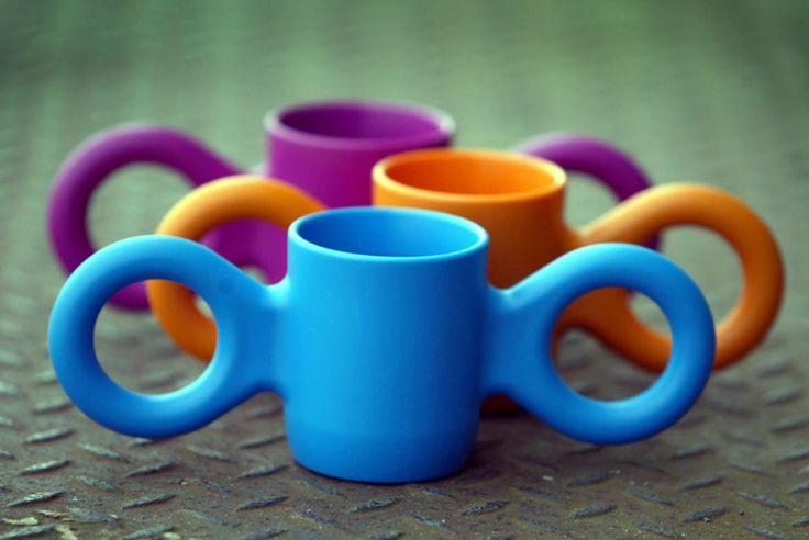 Domoor Cup in Orange by Droog