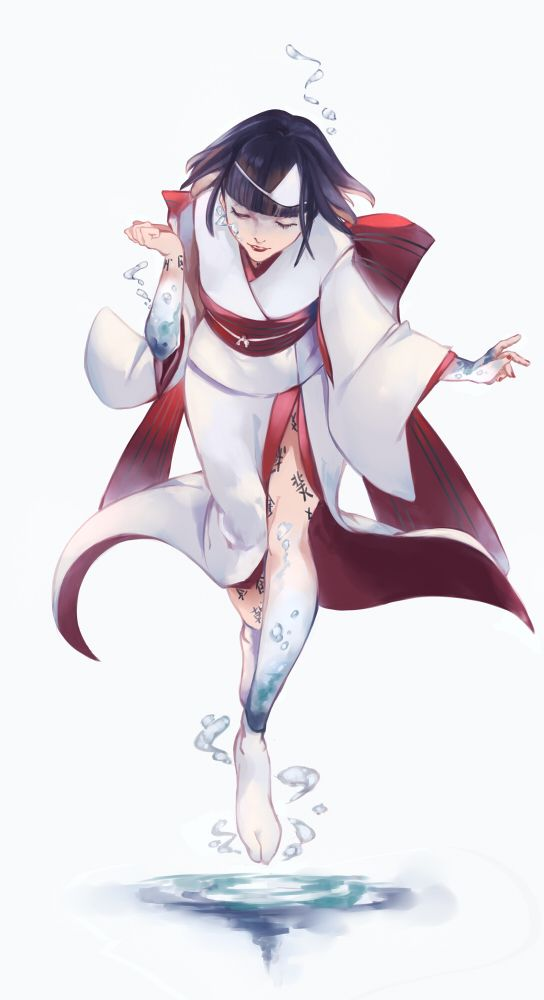 Noragami Nora I hate her, but this is good fanart of her.