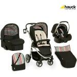 Hauck Lacrosse All in One Pram stone black - Collection 2015