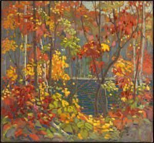 The Pool  Tom Thomson