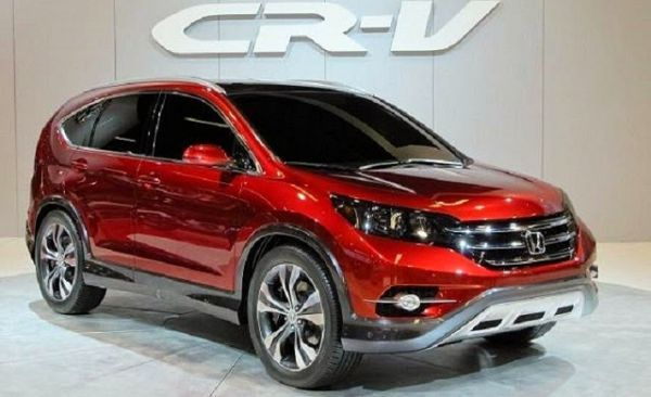 2016 Honda CRV – Price and Specifications