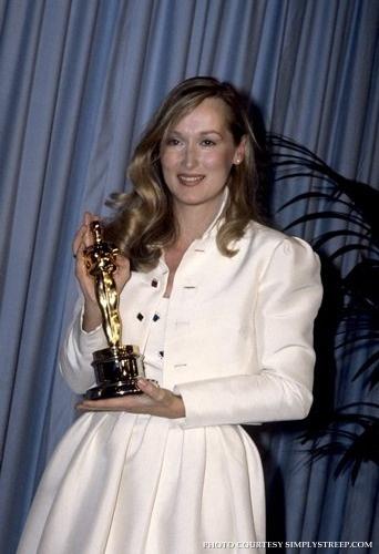 """Meryl Streep oscar win 1979, for """"Kramer vs Kramer"""""""