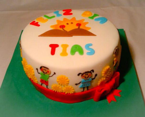 #felizdía #tecnicoenparvulo #tías #gracias #parvulos #parvulocas #educaciondeparvulos #jardininfantil #torta #pastel #cake #fondant #kochinewen