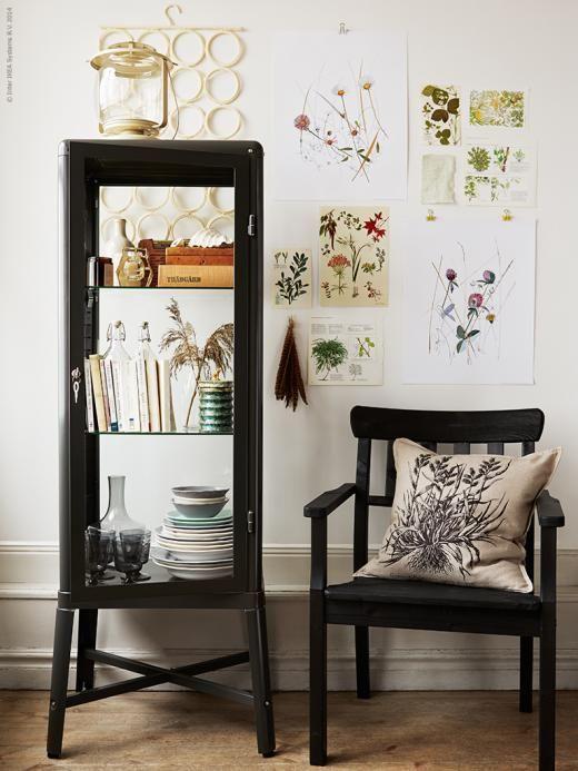 vi gav tre stylister uppdraget att inreda ett och samma uterum f rst ut r anna m rselius och. Black Bedroom Furniture Sets. Home Design Ideas