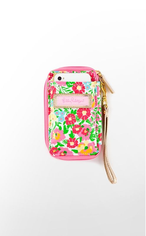 Lilly Pulitzer<3: Colleges, Lilly Wristlets, Lilly Pulitzer, Wristlets Twill, Minis Gardens, Lilies Pulitzer, Pulitzer Wristlets, Pulitzer Accessories, The Sea