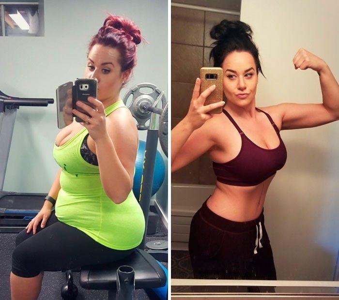 Mais 13 Pessoas Que Ficaram Irreconheciveis Depois De Perder Peso