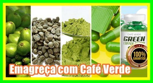Café Verde Emagrece rápido! Isso por sua fórmula concentrada com extrato de café verde, CONFIRA!