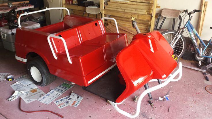 19 best harley davidson golf cart images on pinterest. Black Bedroom Furniture Sets. Home Design Ideas