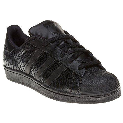 Klassisch Adidas Herren Adicolor Schuhe Leder Braun Zarte