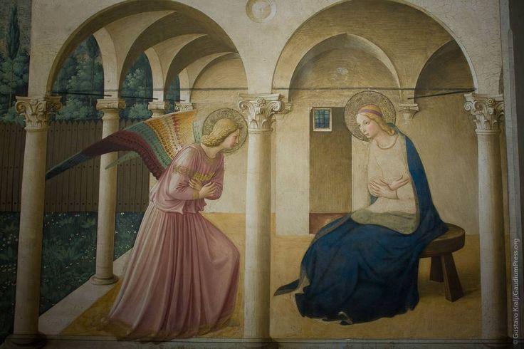 Marzo 25, 2017 - Evangelio de hoy - San Lucas 1,26-38