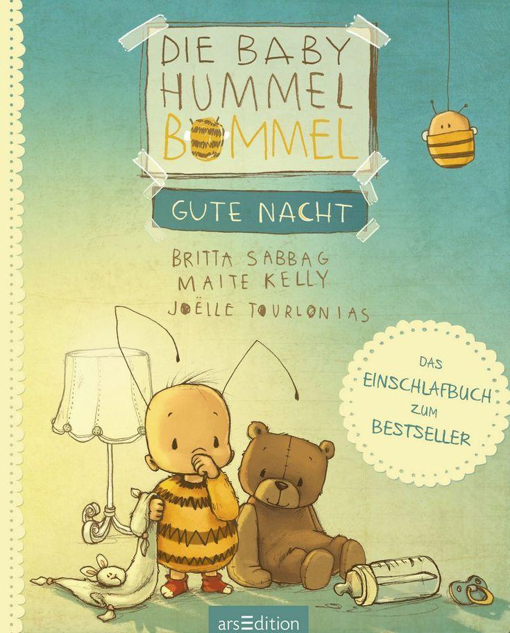 Die Baby Hummel Bommel – Gute Nacht – breifreibaby – breifrei, baby-led weaning und Rezepte für Kinder