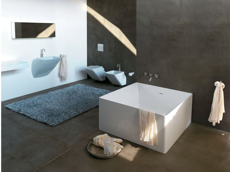 Small Square Tub Part - 33: 230 Best Tubs Images On Pinterest | The Picture, Stone Bathtub And Closer
