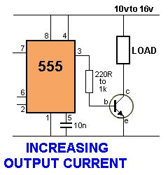 148 best ic 555 project images on Pinterest | Electronic circuit ...