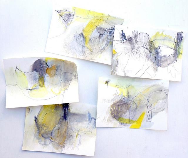 403 best inspiration peinture composition couleurs for Abstract salon tucson