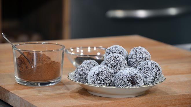 Dadelbonbons - recept | 24Kitchen