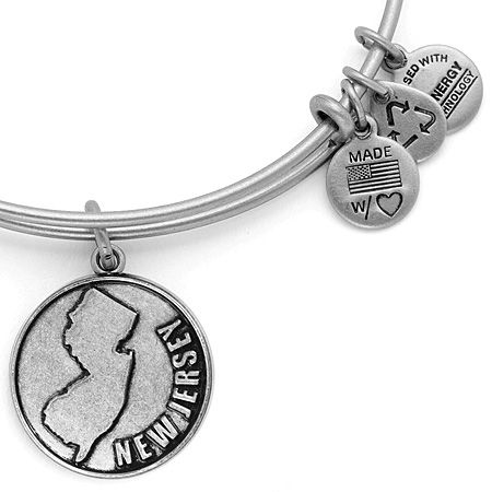 A Gogel Auto Sales rePin. See us for used car purchase you can count on.  Alex and Ani New Jersey Bangle Silver Finish