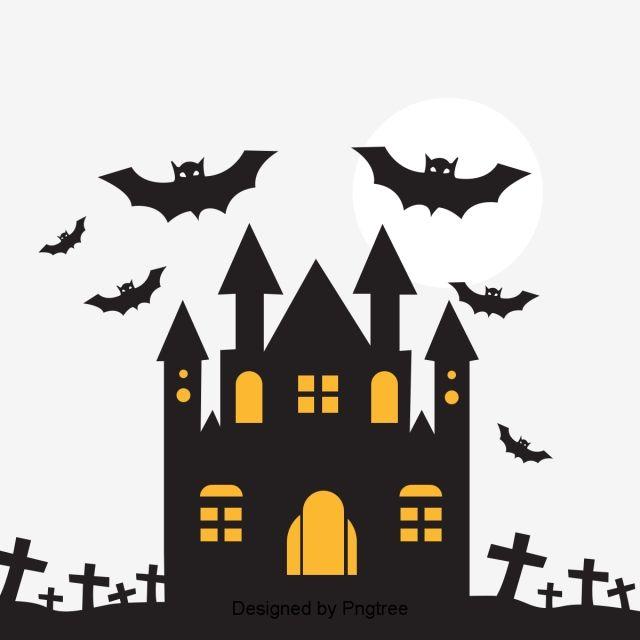 Simple Cartoon Halloween Design Pattern Halloween Design Simple Cartoon Halloween Cartoons