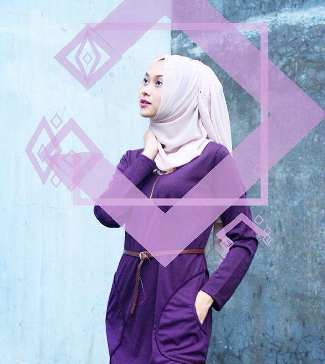Indah Nada Puspita | Beauty of Hijab | InstaCrop by Suheri034