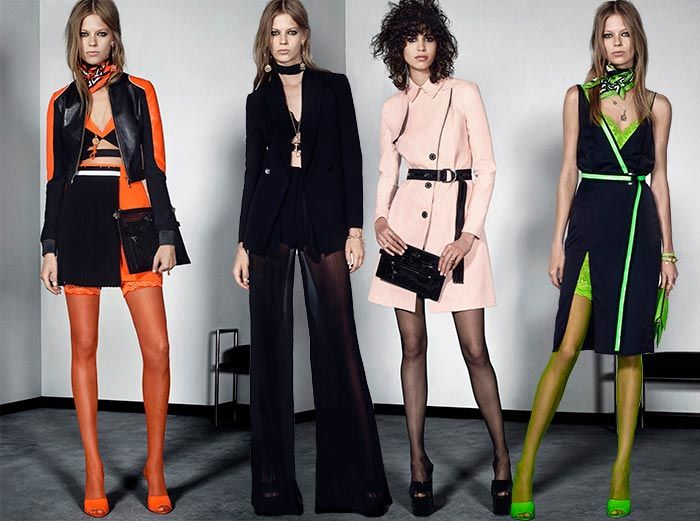 #Versace #Resort #Collection 2016 #Fashion #designers #Dress