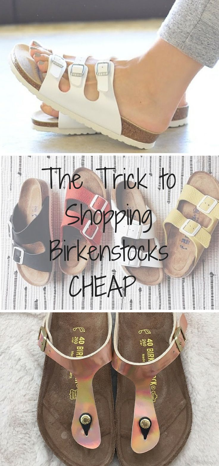 Birkenstock Sale Happening Now! Shop the perfect shoe to transition to the Spring and Summer weather at up to 70% off. Click the image to download the free app now, and take advantage of daily deals!