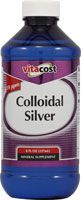 Pinner said: Vitacost Colloidal Silver - 10 ppm  i use this all the time. great for infections, pink eye!, strep throat, the list goes on & on. Especially helps with asthma!