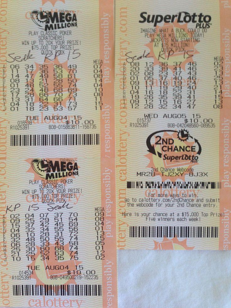 Mega & Super Lotto August 04-05, 2015