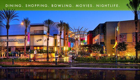Garden Walk Mall Anaheim: 26 Best Orange County Hot Spots Images On Pinterest