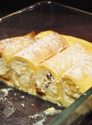 Küchenzaubereien Pfannkuchenauflauf