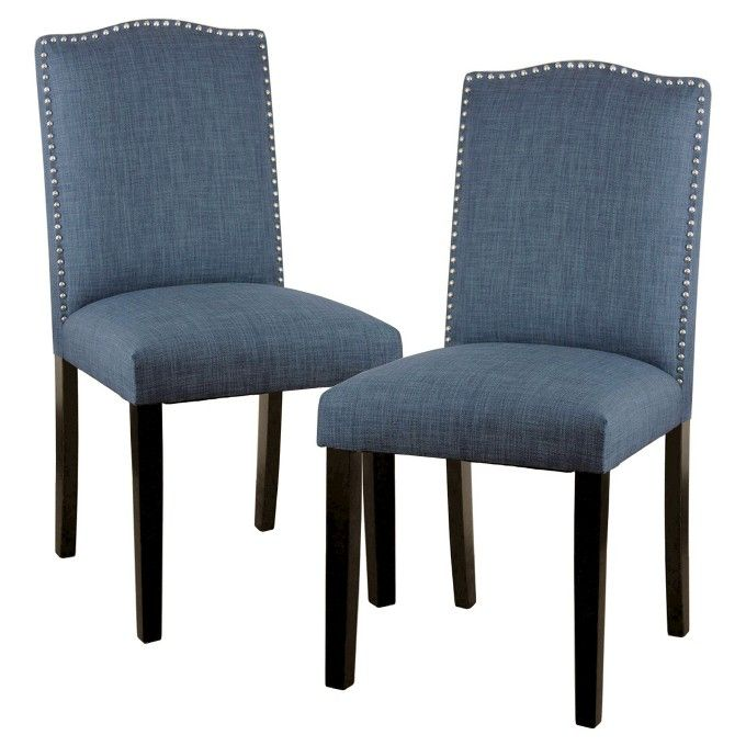 Payless Furniture Store Dining Room Tables: Threshold™ Camelot Nailhead Dining Chair