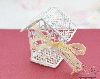 VENDITA bomboniera scatola personalizzata di WeddingByNico
