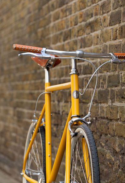 Tokyo Bike - Yellow Gold : Dream