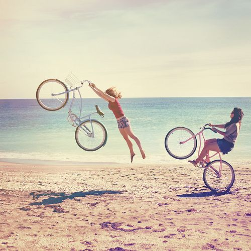 .: At The Beaches, Beaches Fun, Summer Beaches, Funny Pics, Beaches Time, Bike Riding, Funny Humor, Design Blog, Summer Treats