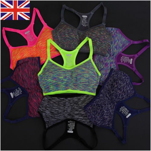 #Stylish yoga #sports running bra crop top vest stretch shapewear #padded bras uk,  View more on the LINK: 	http://www.zeppy.io/product/gb/2/182109062095/