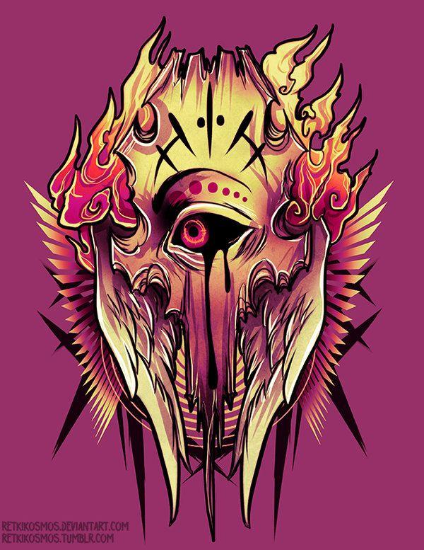 Evil Eye by RetkiKosmos