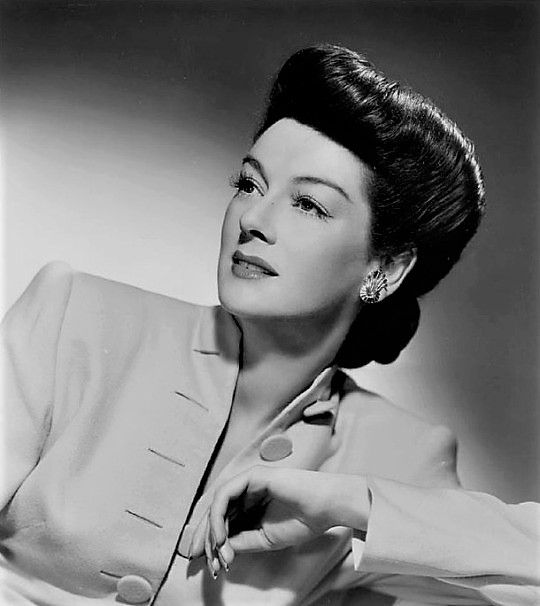 Rosalind Russell.